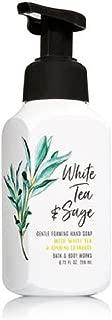 Bath Body Works Gentle Foaming Hand Soap White Tea & Sage