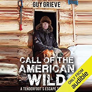 Call of the American Wild audiobook cover art
