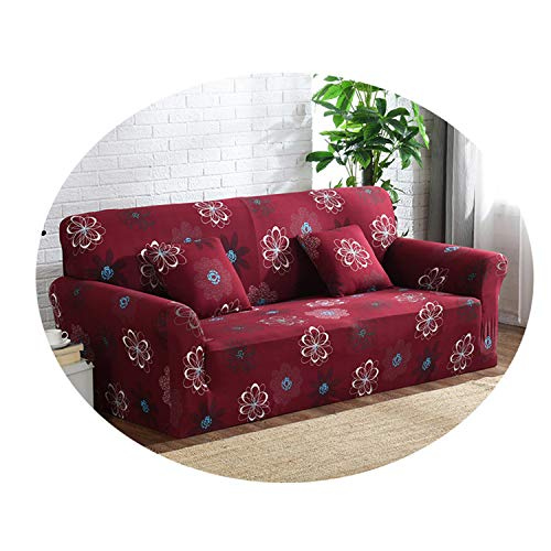 Modern Universal Stretch Elastic Sofa Covers for Living Room Couch Covers Sectional Sofa Slipcover 1/2/3/4 Seat Home Decor 15 1 Seater