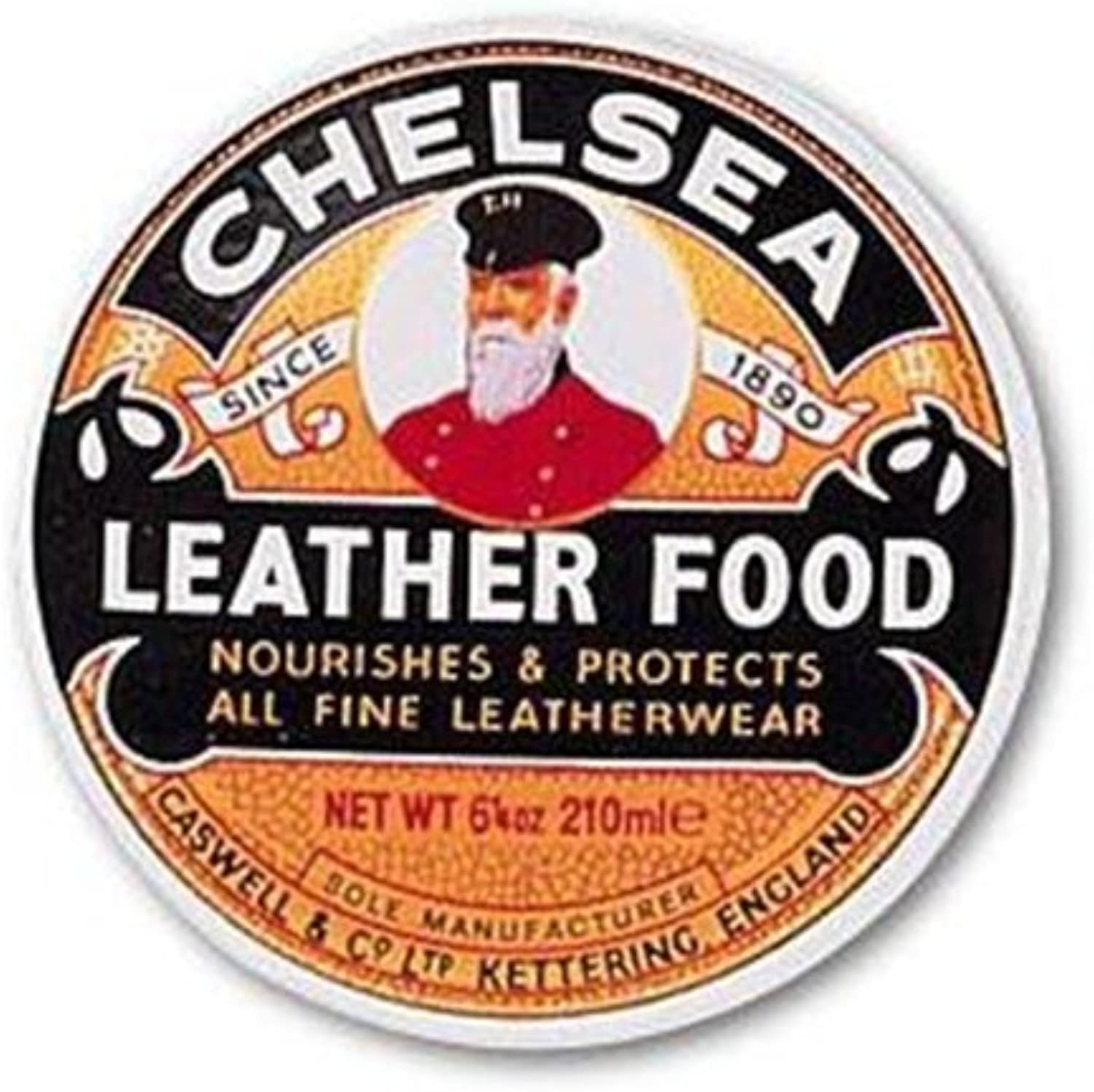 REUSCH 7960 Chelsea Leather Food  Clear