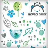Amazon Brand - Mama Bear Diapers Size 3, 40 Count, Bears Print