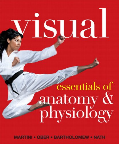 Price comparison product image Visual Essentials of Anatomy & Physiology