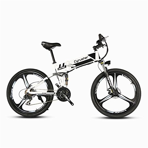 Cyrusher XF770 Foldable E-Bike
