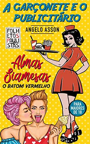 A garçonete e o publicitário (Folhetos Paulistas Livro 2)