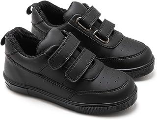 Bellino School shoes for boys black -24
