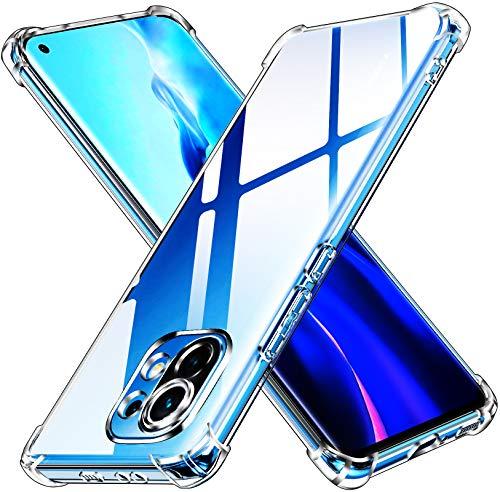 ivoler Funda para Xiaomi Mi 11, Carcasa Protectora Antigolpe