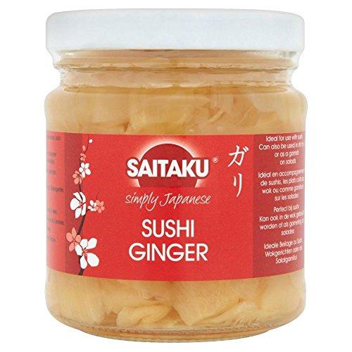 Saitaku Sushi Zenzero (190g)