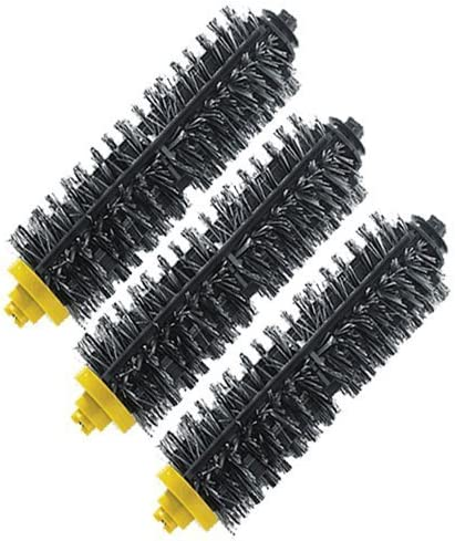 LOOYUAN Indefinitely 3 Packs Popular product Replacement Kit Bristle Roomba Brushes 600 For 7