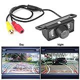 Zoom IMG-1 kimiss telecamera di retromarcia per