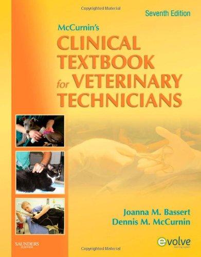 McCurnin's Clinical Textbook for Veterinary Technicians