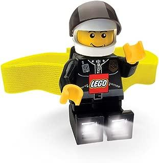 Lego City Head Lamp Police Officer
