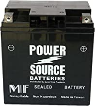 Power Source WPX20L-BS 12v 18Ah 375CCA Powersports Battery