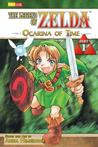 The Legend of Zelda: Ocarina of Time, Vol. 1