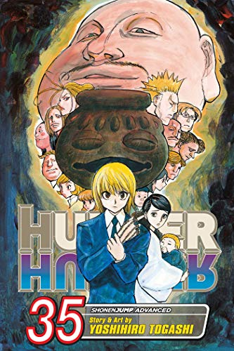 Hunter x Hunter, Vol. 35 (35)
