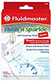FLUSH 'N SPARKLE Available Fluidmaster 8300 Automatic Toilet Bowl Cleaning System, Bleach