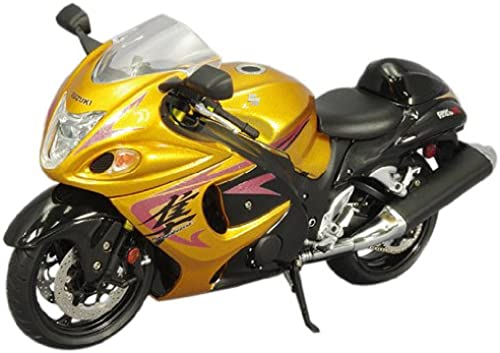 WIT'S 1 12 GSX 1300R Hayabusa 2009 Solid schwarz   Metallic Gold majestic (japan import)