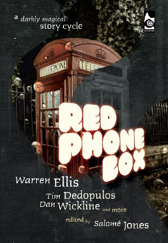 Download Red Phone Box: A Darkly Magical Story Cycle 0957627114