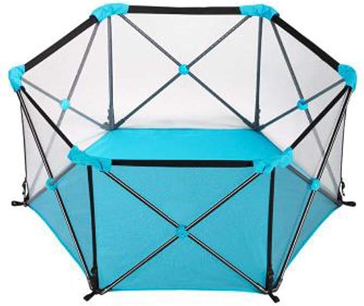 Box per bambini recinzione pieghevole per giochi di sicurezza 1,3 metri quadrati cth-fence 419-400-626
