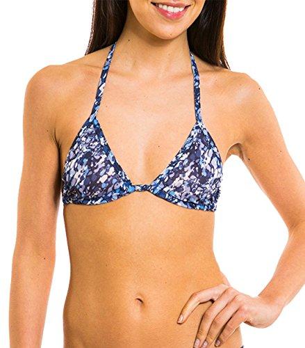 Kiniki Oceana Tan Through Sonnendurchlässiges Bikini Oberteil 36/38