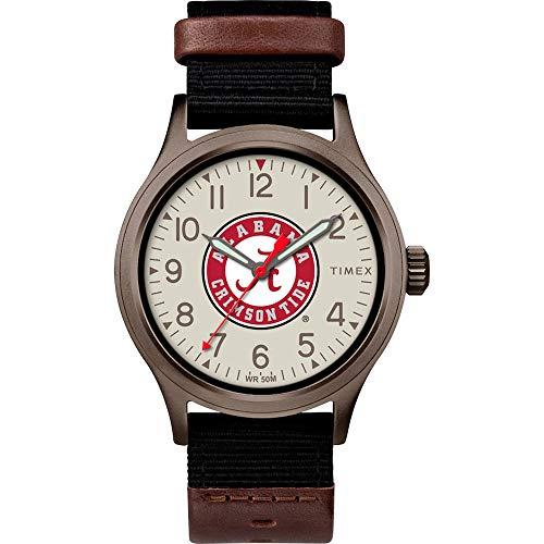 Timex Alabama Crimson Tide Tribute Collection Watch TW ZUALAMB YZ