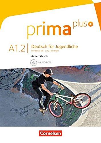 Prima plus - Allgemeine Ausgabe: A1: Band 2 - Arbeitsbuch mit CD-ROM: Mit interaktiven Übungen auf scook.de
