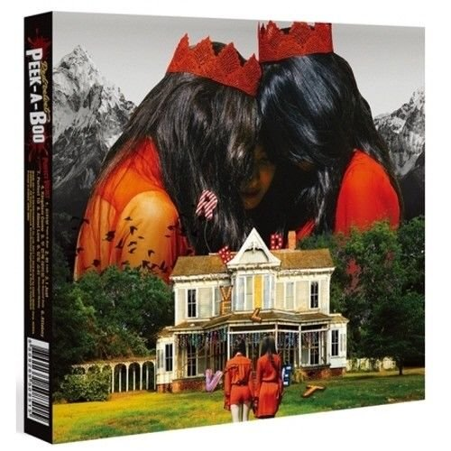 Red Velvet - [Perfect Velvet] 2nd Album CD+48p PhotoBook+PhotoCard PEEK-A-BOO K-POP SEALED