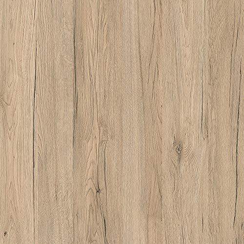 Möbelfolie 7,09€/m² d-c-fix Holzfolie Sanremo Eiche sand 90cm Breite Laufmeterware selbstklebende Klebefolie Folie Holz Dekor