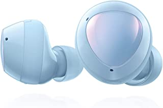 Samsung Galaxy Buds+ Plus, True Wireless Earbuds (Wireless Charging Case Incluido), Cloud Blue - US Version