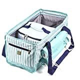 Best Beach Bags For Moms - Beach Bag Tote Set with Removable Insulated Cooler Review