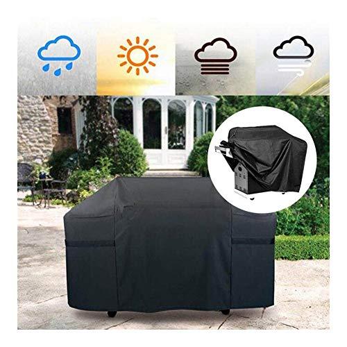 Grill Oven Cover, 210D Oxford terras meubilair Cover, Zonnescherm stof en regenbestendig zwaar huishoudelijk Protective Cover (Size : 80×66×100cm)