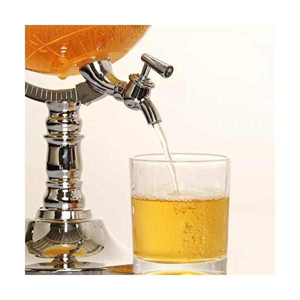 Barra de decoración de Globos Dispensador de Vino Cerveza dispensador