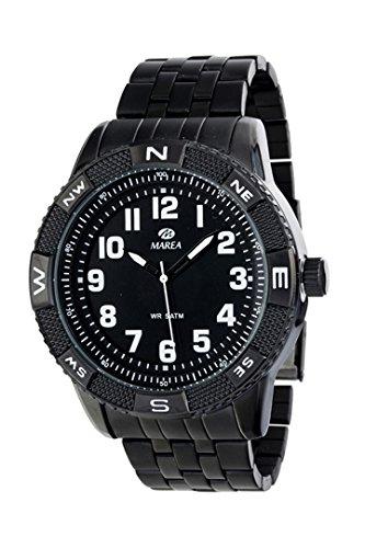 Reloj MAREA Hombre B41192/1 Caja Y Cadena Metal Negro