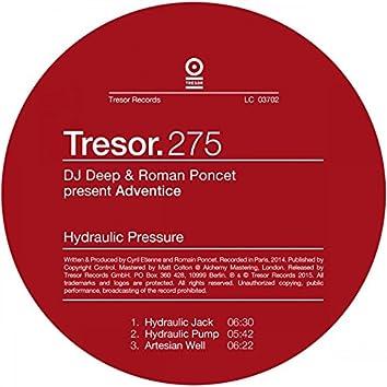 Dj Deep & Roman Poncet Present Adventice: Hydraulic Pressure