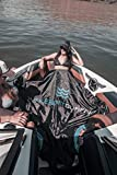 Heated Boat Blanket - King Size with 3 Optional Heater Hose Sleeves!