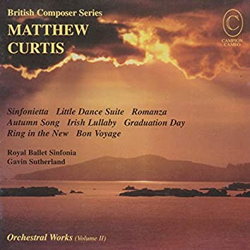 Matthew Curtis Orchestral Works, Vol. II