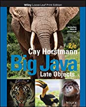 Best big java late objects horstmann Reviews