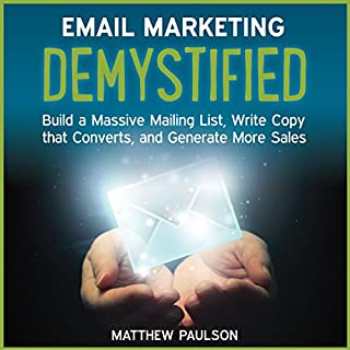 Email Marketing Demystified cover art