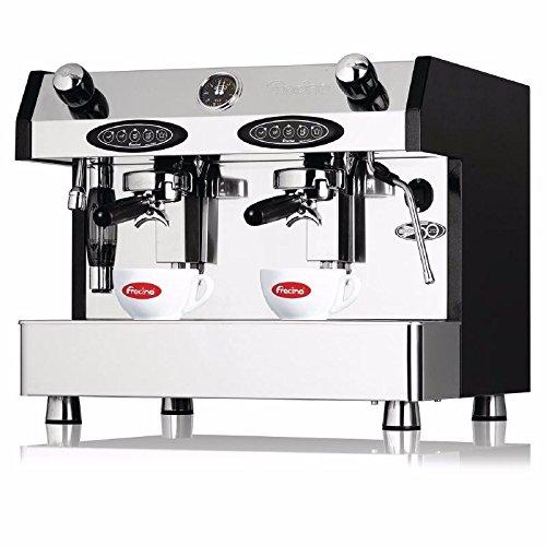 Fracino BAM2E bambino automatico macchina da caffè espresso, gruppo 2, 10l