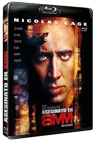 Asesinato en 8mm. BLU RAY 1999 8MM [Blu-ray]