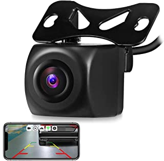 Universal WiFi Wireless car View Camera/Backup Camera for Android/ISO i Phone System