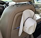 Cowboy Hat Holder for Truck/SUV Made in the USA (Black)