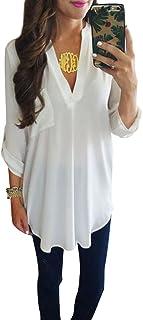 gama muy codiciada de comprar genuino liquidación de venta caliente Amazon.es: ISSHE - Blusas y camisas / Camisetas, tops y ...