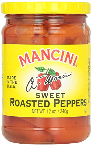 Mancinci Roasted Pepper, 12 oz