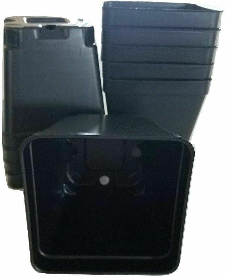 CLYZ Under blast sales 3.5 inch Square Discount is also underway Black Nursery POTS 3.5