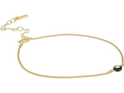 Chan Luu Enamel Bracelet with White Diamond