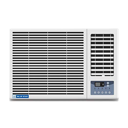 Blue Star 5W18GA Window AC (1.5 Ton 5 Star Rating White Copper)
