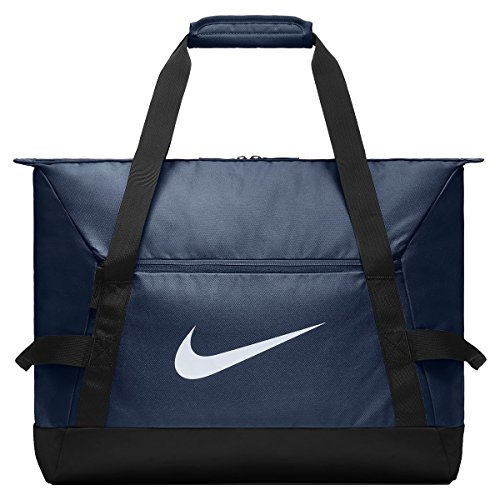Nike Academy Team Tasche Medium, Midnight Navy/Black/White, 48.5X 30.5 x 38 cm