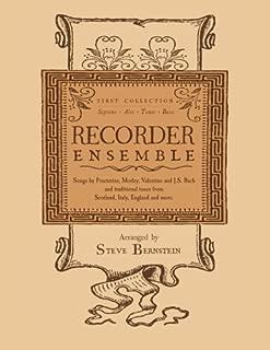 Recorder Ensemble: First Collection, Soprano, Alto, Tenor, Bass