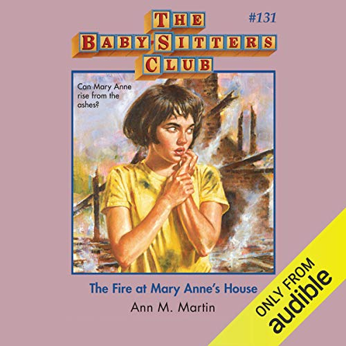 The Fire at Mary Anne's House cover art
