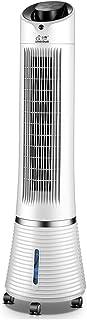PIGE Ventilador de aire acondicionado de torre: el motor de alta calidad proporciona un potente enfriamiento, control inteligente, espacio reducido, ventilador humidificador.